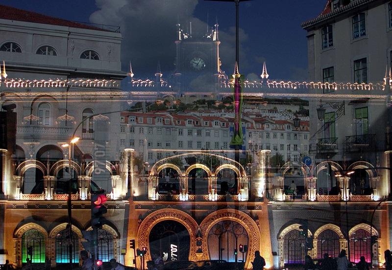 Bramante Lisbon 2007 Night and Day