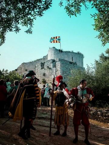 Noto Ant Bandiera del regno sulla torre Maestra (Small)