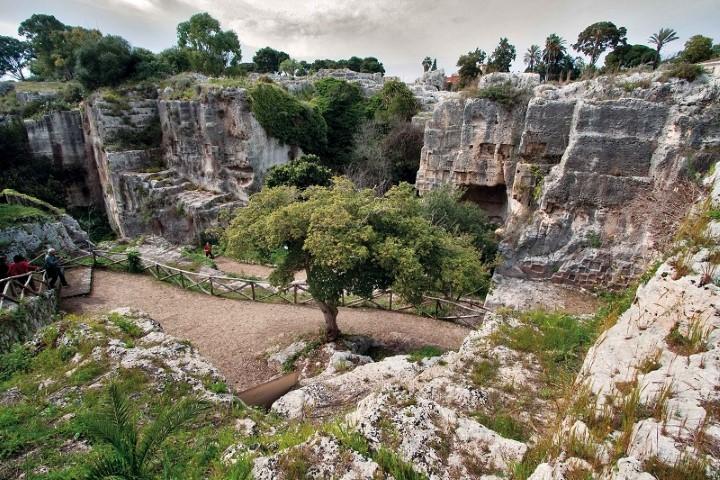 Latomia S_Venera © Regione Siciliana Ph.Giuseppe Mineo (Small)