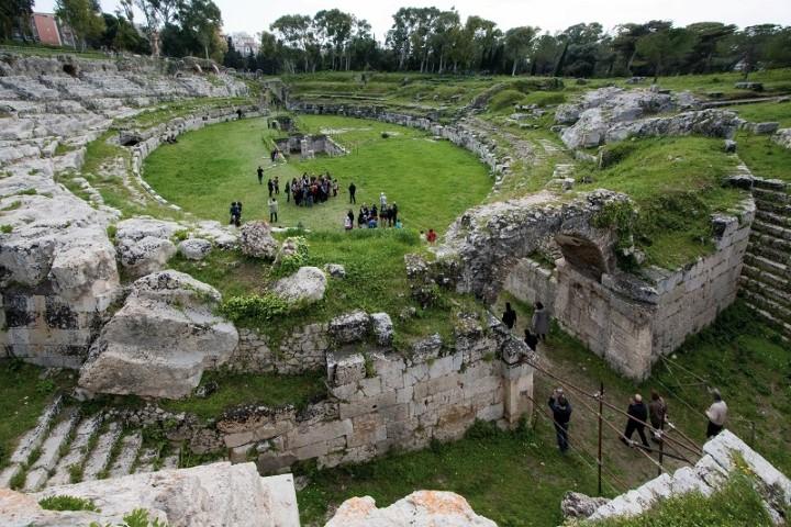Neapolis Anfiteatro © Regione Siciliana Ph.Giuseppe Mineo (Small)