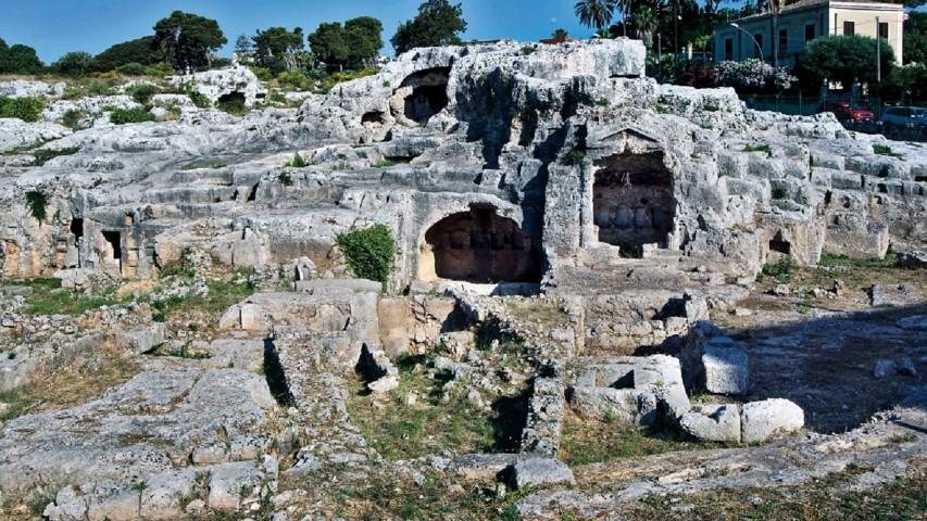 Tomba Archimede © Regione Siciliana Ph.Giuseppe Mineo (Small)